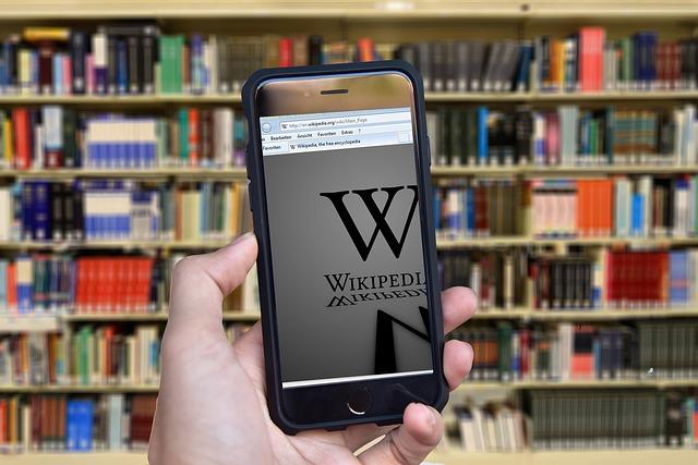 ערך בויקיפדיה