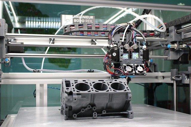 על העתיד של מדפסות 3D